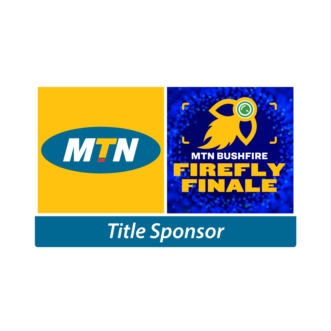 Logo for the Bushfire Firefly Made Brighter by MTN Eswatini